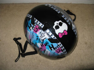 Monster High Child Multi-Sport Helmet NEW