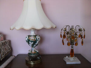 Table Lamps - 2 Vintage Styles