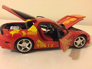 FAST & FURIOUS 1994 MAZDA RX-7