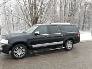 2009 Lincoln Navigator Exstended Limited