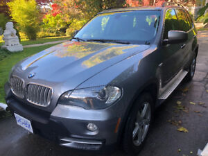 """""""The Beauty and the Beast""""  BMW X5  4.8i,7 passenger"""