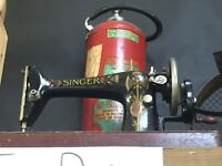 Singer machine