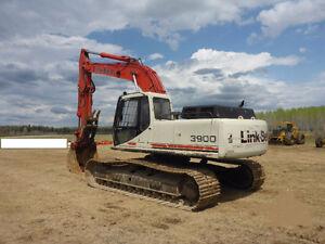 2000 Link belt  3900Q Excavator for sale ,