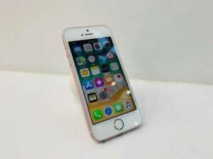 iPhone SE 16GB Rose Gold Warranty Tax Invoice Unlocked Surfers Paradise Gold Coast City Preview