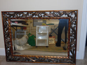 Bowring mirror/PRICE REDUCED !!