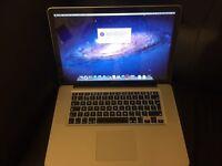 """Mac Book Pro 15"""" Quick Sale"""