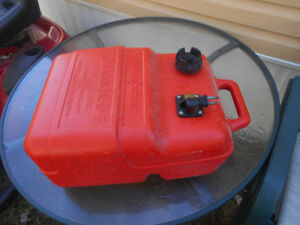 gas  tank for out board