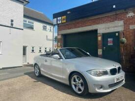image for 2011 BMW 1 Series 2.0 120i Sport Convertible 2dr Petrol Manual (158 g/km, 170 bh