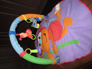 Play mat (good for travel)