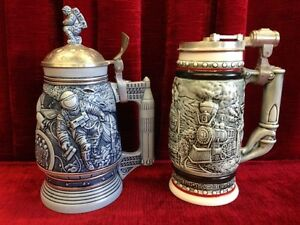 AVON BEER STEINS  8 TOTAL $35 each -CHECK MY OTHER ADS-----