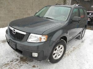 2008 Mazda Tribute Auto FWD Only 81000KMS SUV, Crossover