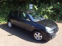 2004 Renault Clio Dynamique 1.2i 16v - *Only 78,000 miles!* - New MOT