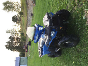 Polaris sportsman 800cc 2014 6000$