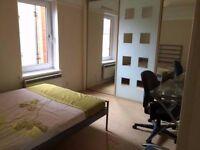 Fabulous Double Room near Univ of Strathclyde