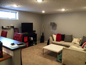 Basement Suite For Rent in Morinville!