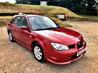 2007 Subaru Impreza 1.5 ( 103bhp ) Sports Wagon R #FinanceAvailable