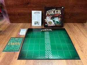 Jeu de société head to head poker Parker Brothers