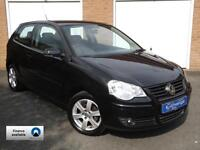 2009 (09) Volkswagen Polo 1.2 Match 3 Door // LOW 48K MILES //