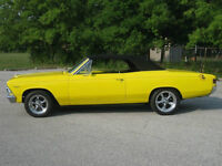 1966 beaumont convertible asking $25,000.00
