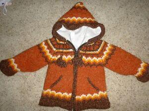 Wool Winter Jacket