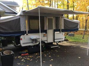 Tent Trailer Rental