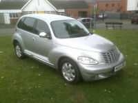 Chrysler PT Cruiser 2.4 Touring, 80,000 miles