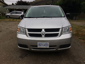 2010 Dodge Grand Caravan Mini van Minivan, Van
