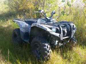 2014 yamaha grizzly 700 eps JUST IN TIME FOR HUNTING SEASON