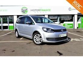 VW Touran SE TDI BLUEMOTION TECHNOLOGY ** FINANCE AVAILABLE * NO DEPOSIT **