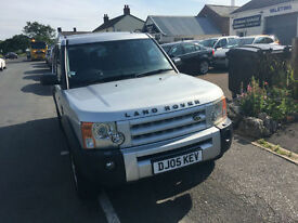 Land Rover Discovery 3 2.7TD V6 SE 05/05