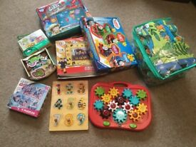 Collection Of Puzzles
