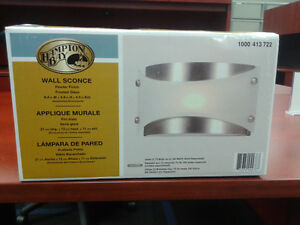 Never Used Wall Sconces