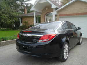2011 Buick Regal CXL, leather, loaded