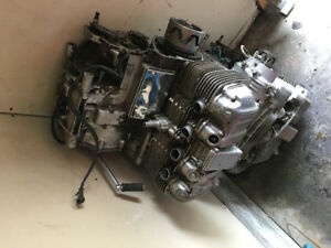 Honda Motorcycle engine