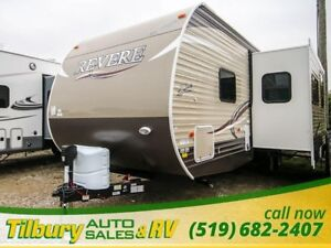 2018 Forest River SHASTA REVERE 27BH AWESOME TRAILER!! BUNK HOUS