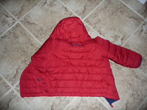 Baby Gap Red Winter Jacket 4T Kitchener / Waterloo Kitchener Area image 2