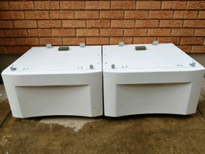 Washer & Dryer Pedistals/Storage Stands