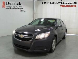 2013 Chevrolet Malibu   4Dr Sedan LT Power Group A/C $110.05 B/W