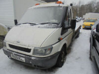 Ford Transit recovery 4.5 tonne