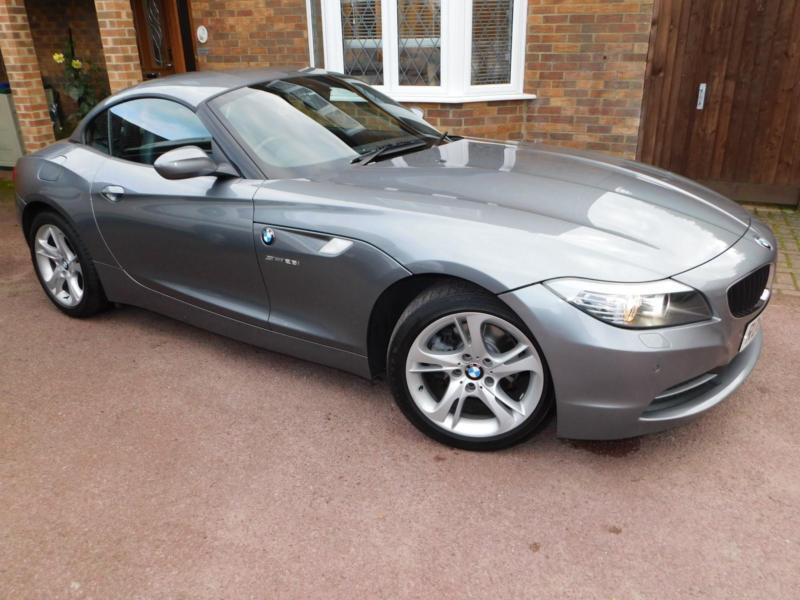 Bmw Z4 2 5i Automatic 2010my Sdrive23i 2 Seater Fully