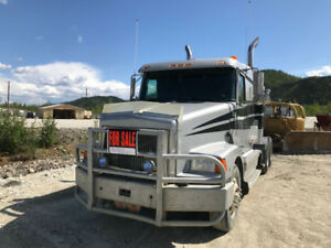 VOLVO TRUCK WITH CAT C-15 ENGINE FOR SALE IN DAWSON CITY!