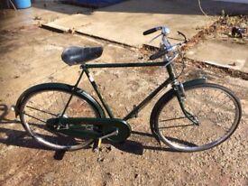 Bicycle gents vintage