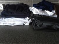 Free large bundle boys school clothes 7-9yrs
