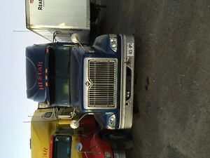 2007 International 9200 I highway Truck 1025000 kms only