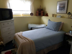 Furnished Bedroom & Private Sitting Room in Eastern Passage
