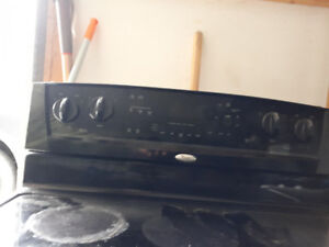 Whirlpool Glass Top Convection Oven