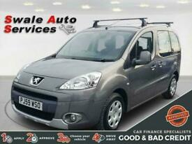 image for 2009 59 PEUGEOT PARTNER 1.6 TEPEE DIESEL - VERY LOW MILEAGE FOR AGE - GREAT MPG