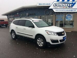 2017 Chevrolet Traverse LS  - Touch Screen -  SiriusXM - $141.34