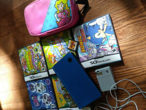 Nintendo DS i XL With Games