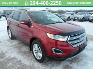 2017 Ford Edge SELAWD Navigation